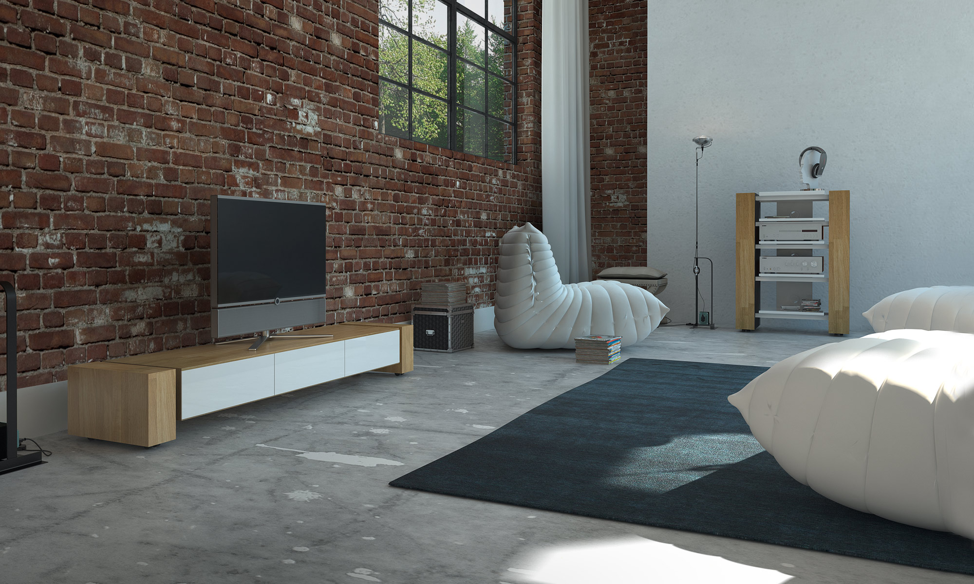 schnepel tv hifi m bel. Black Bedroom Furniture Sets. Home Design Ideas